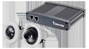 IP камеры + видеосервер (комплект) VIVOTEK VC8201-M11/VC8201-M13