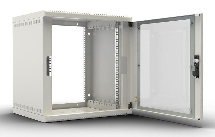 Шкафы телекоммуникационные настенные серии ШРН ЦМО